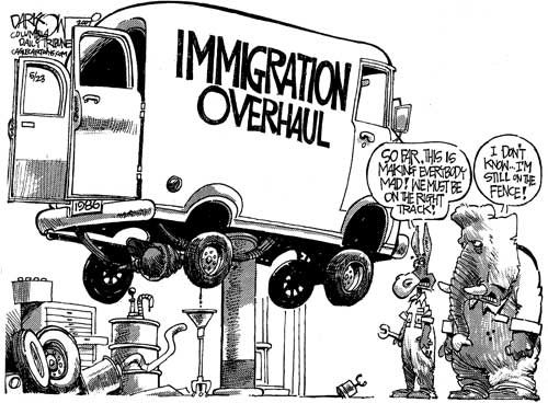 Immigration Organizations Today